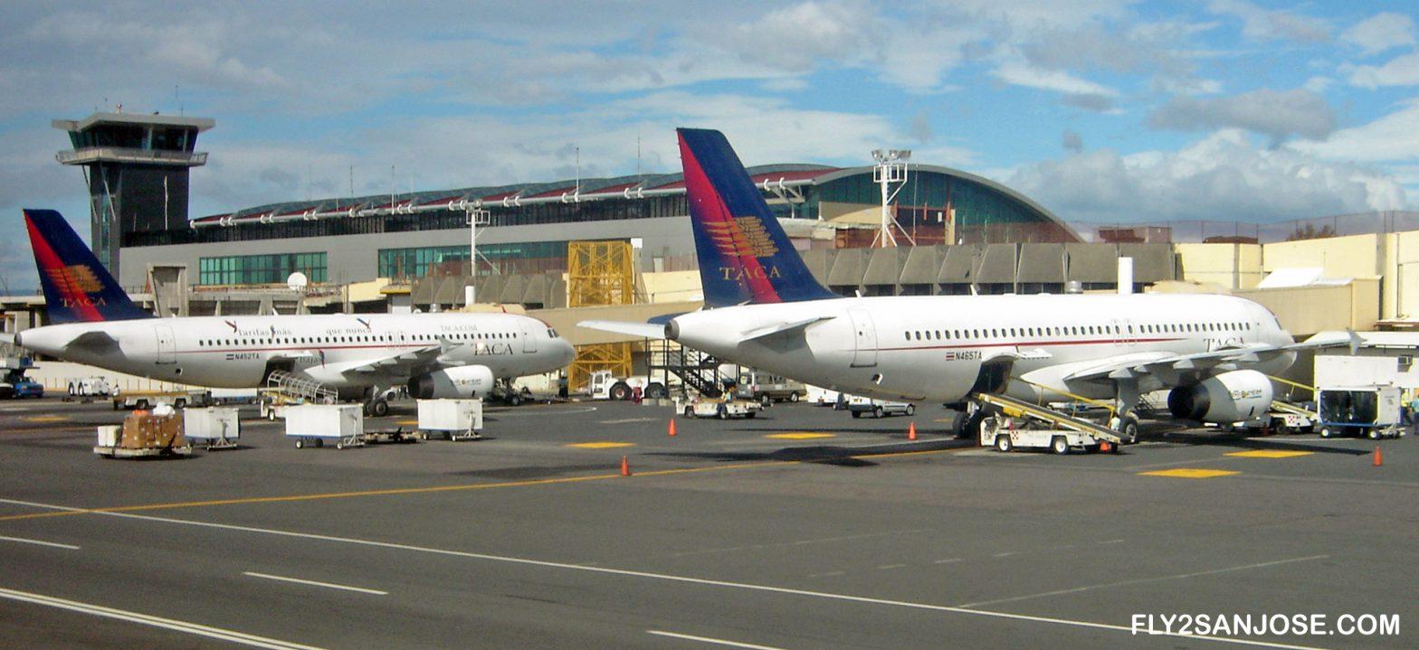 Bandara Internasional Juan Santamaria