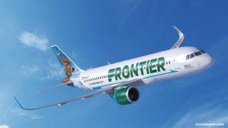 Frontier Airline Kembali Ke Melayani Penerbangan ke Bandara Juan Santamaria