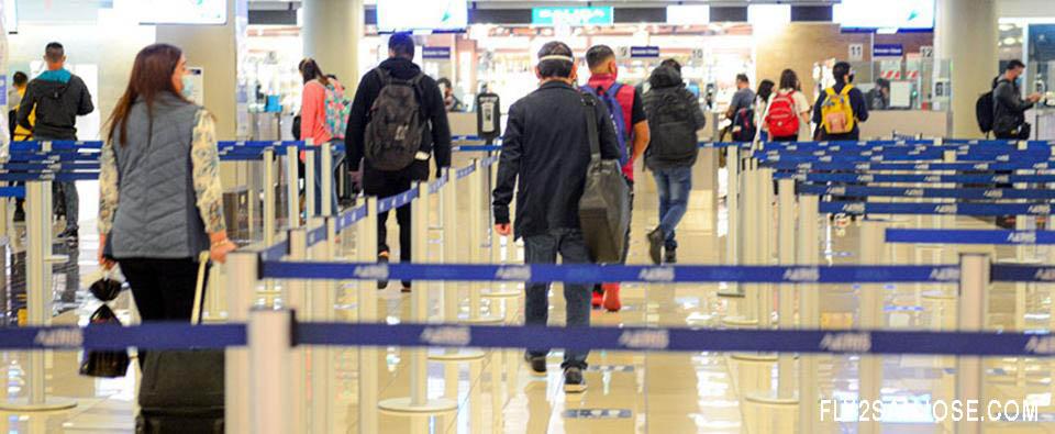Semua yang perlu Anda ketahui jika Anda akan melewati bandara Juan Santamaria dalam beberapa hari ke depan